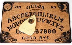 Planchette de ouija