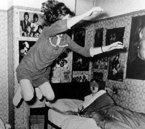 Poltergeist en 1977
