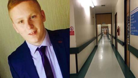 Fantôme hôpital Leeds