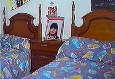 Chambre de Estefania Gutierrez