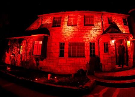 Maison hantee Nouvelle-Angleterre