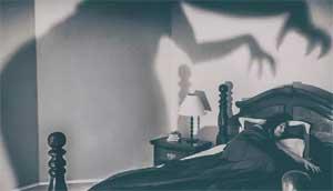 Attaque spirituelle au cours du sommeil