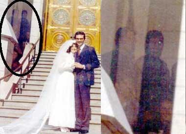 Histoire vraie : un fantôme dans un mariage